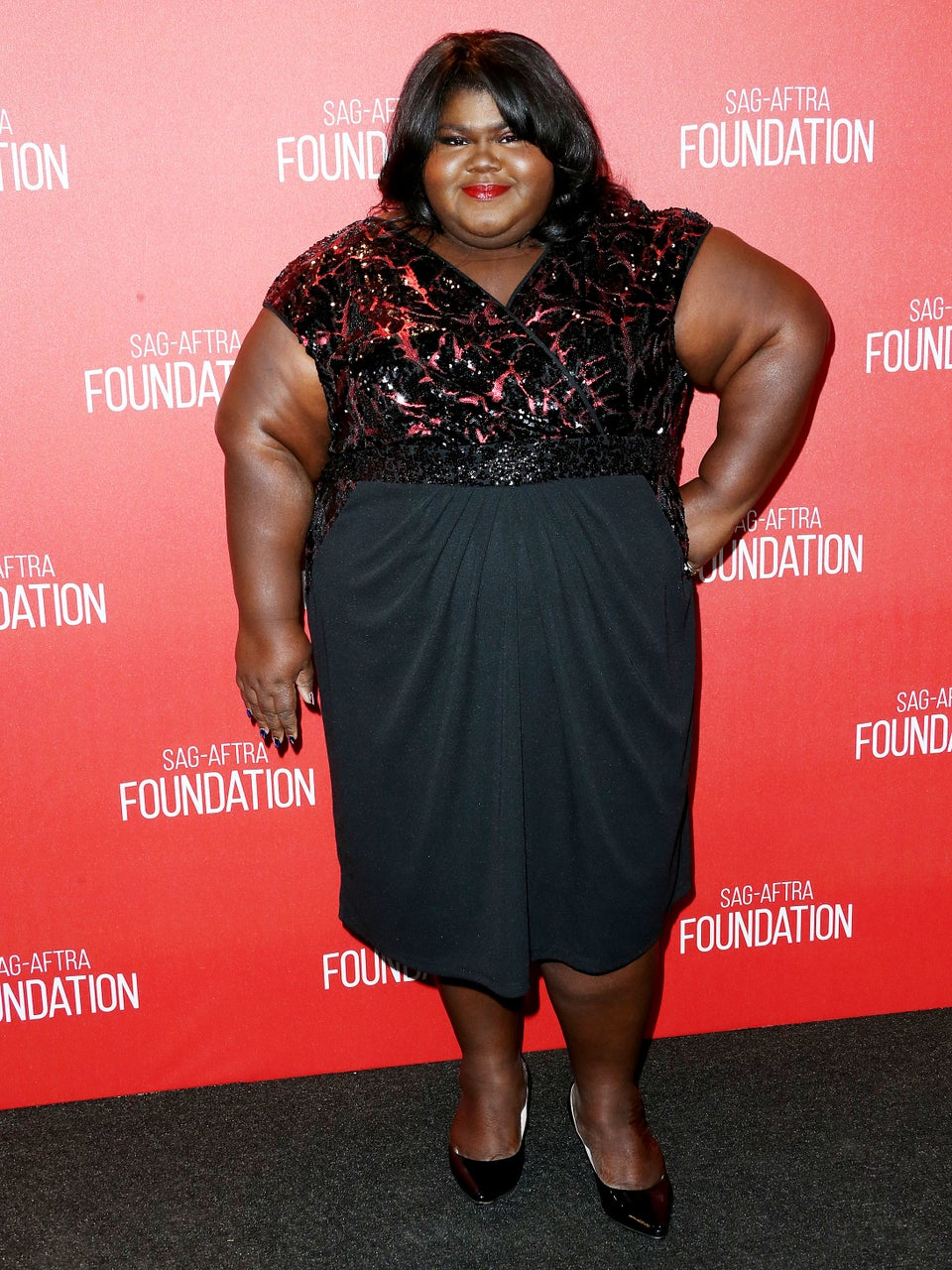 """Gabourey Sidibe Responds to Fat-Shamers: """"I'm Very Proud of the Work"""""""