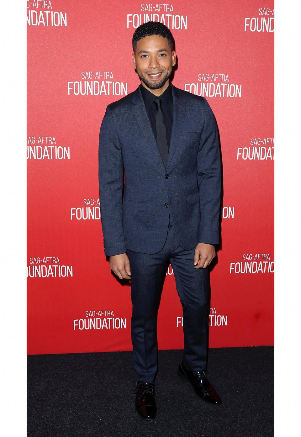 Jussie Smollett Says You Can't 'Pick and Choose' When It Comes to Black Lives Matter