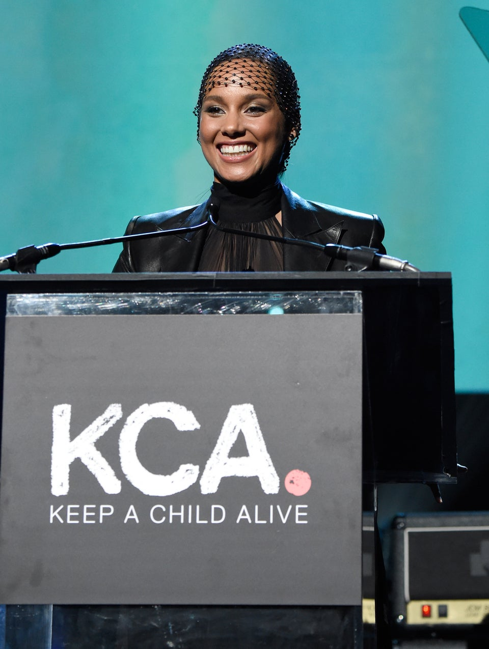 Janelle Monae, Taraji P. Henson & Laila Ali Are New Ambassadors for Alicia Keys' Keep A Child Alive Foundation