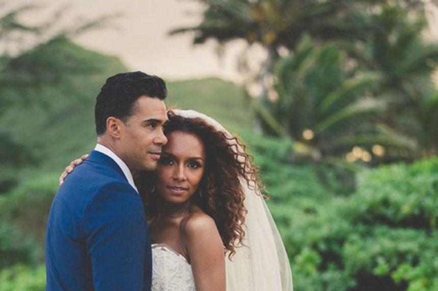 Janet Mock Weds In Dream Come True Wedding - Essence
