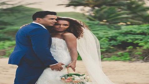 Trans Activist Janet Mock Has Wedding Of Her Dreams