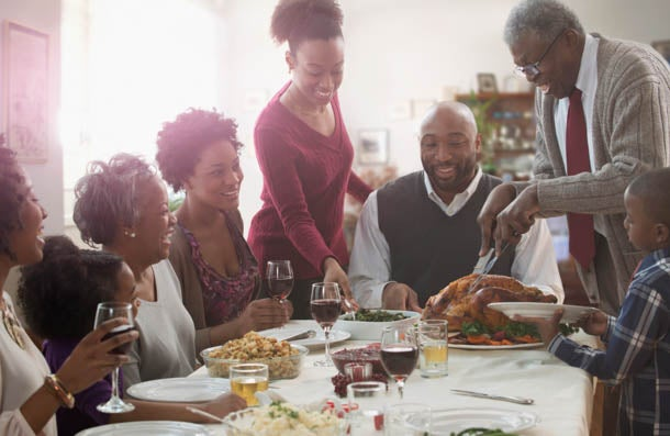 The 'Thanksgiving With Black Families' Hashtag Will Give You Your Entire Life!