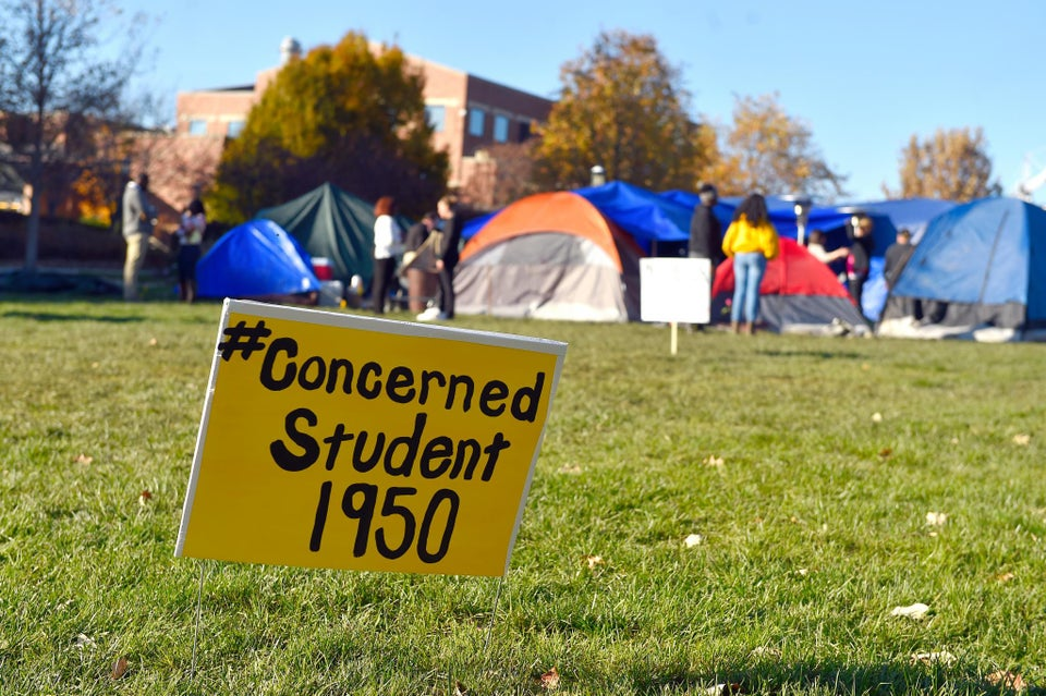 University of Missouri President Resigns After String of Racist Incidents Prompts Student, Athlete Protests
