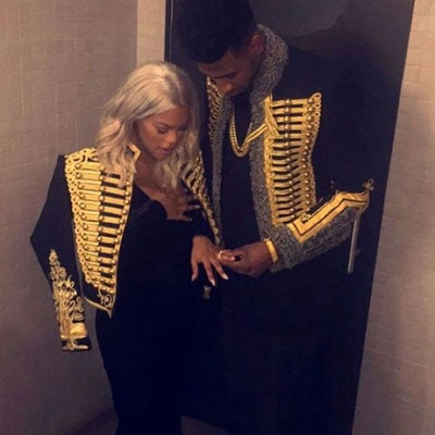 Teyana Taylor and Iman Shumpert Welcome a Baby Girl… In Their Bathroom