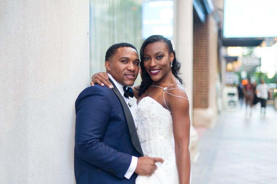 Bridal Bliss: Jessica and Chris' Atlanta Wedding