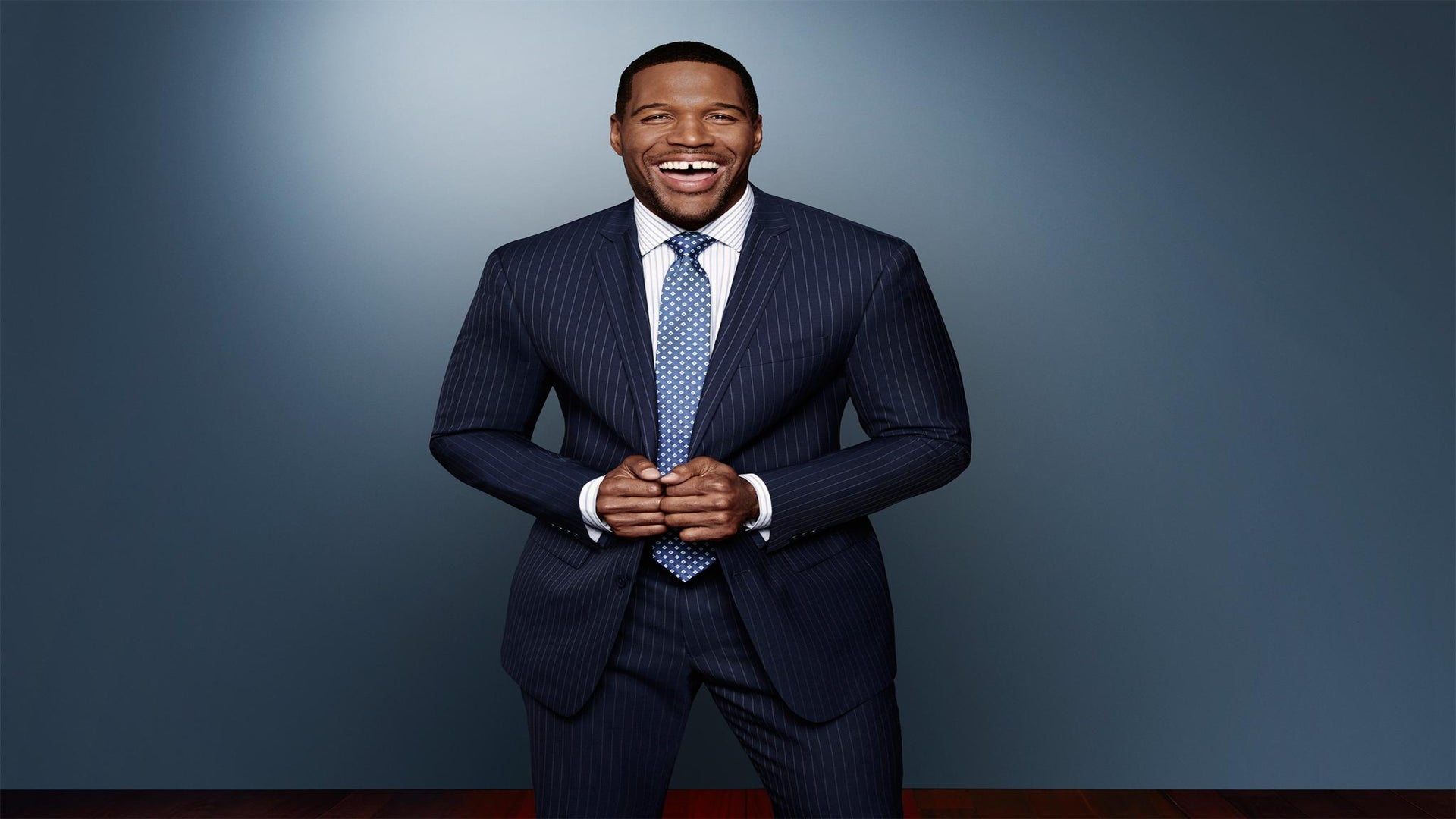 5 Questions for Michael Strahan on Overcoming Fear and Finding Happiness