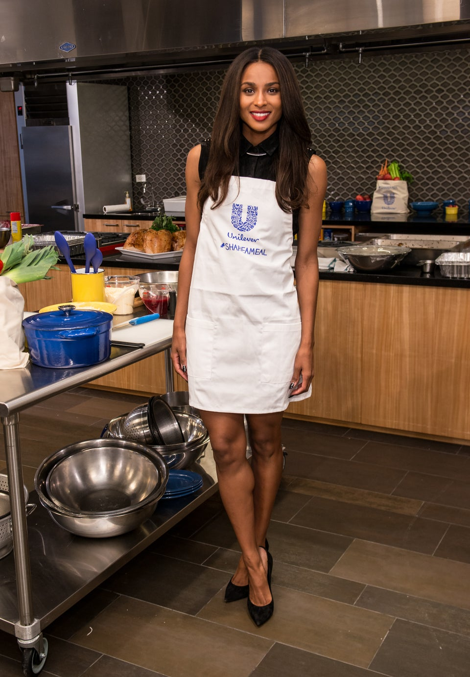 Ciara Talks #ShareAMeal Campaign, Motherhood and Romance with Russell Wilson