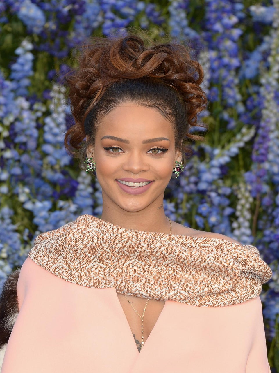 Stop the Press—Rihanna Just Launched Her Own Beauty Agency
