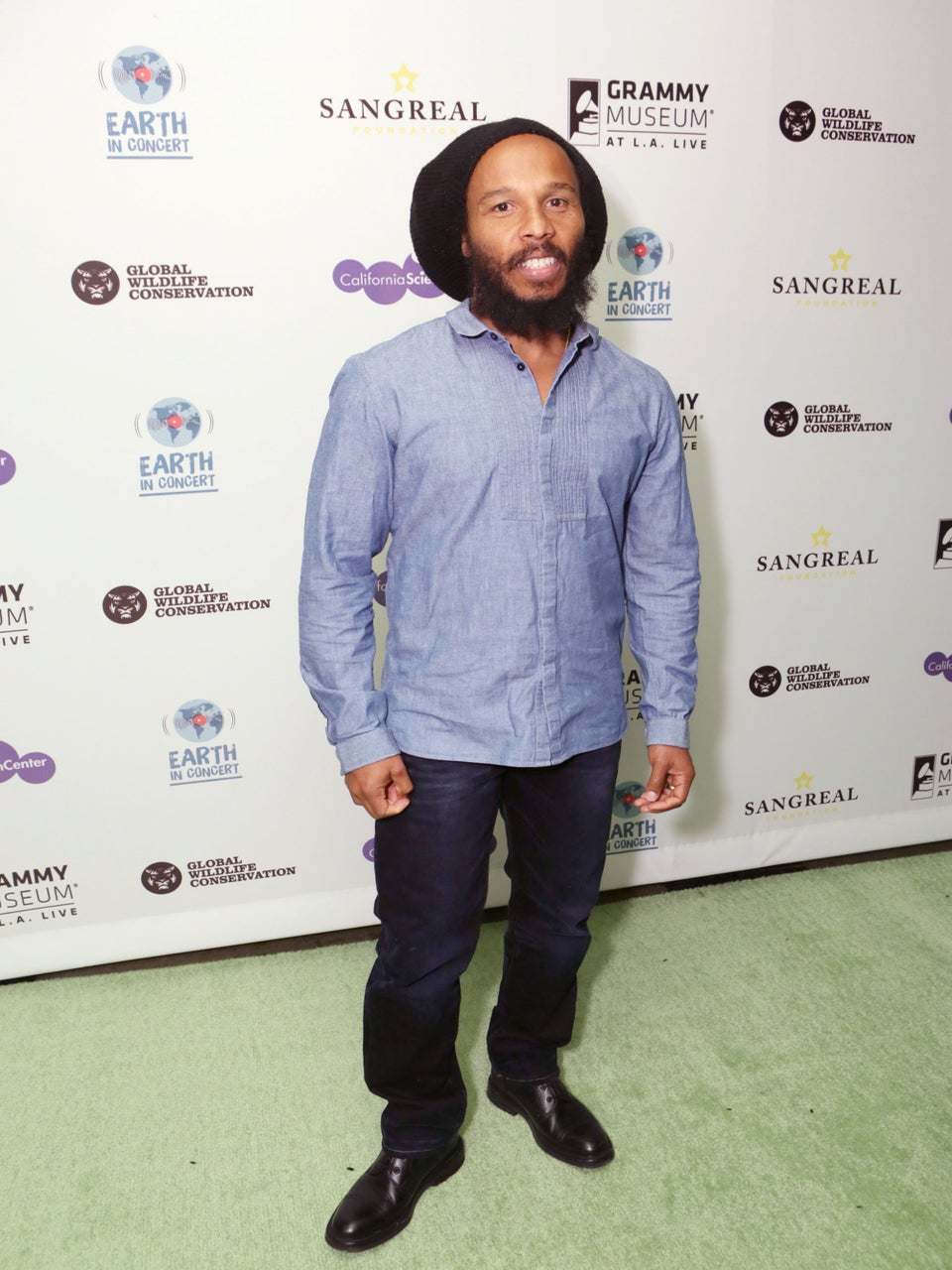 Ziggy Marley and Wife Orly Welcome Fourth Son