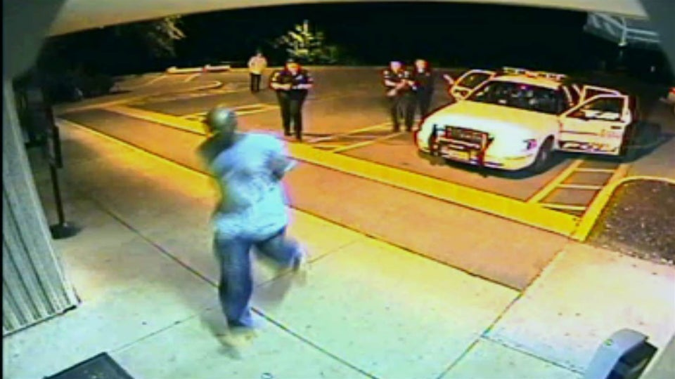 New Video Released in 2013 Death of Black Man by Police