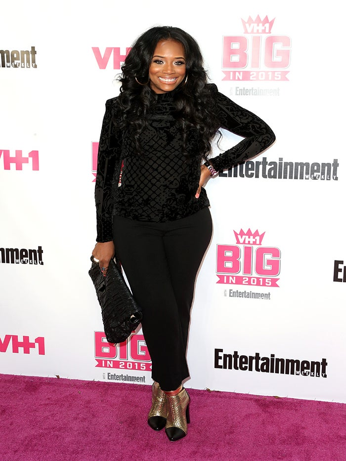 'Love and Hip Hop' Star Yandy Smith to Speak at Teen Entrepreneurs Summit