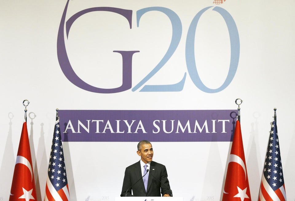 President Obama Discusses ISIS Strategies, Refugees During Conference