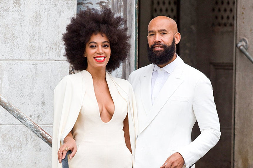 Solange dating who