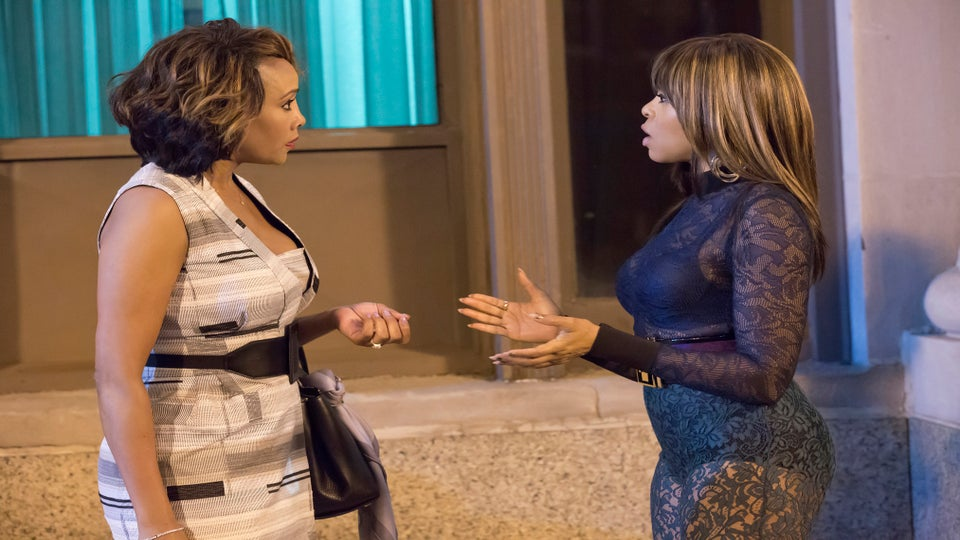Photo Fab: See Vivica A. Fox As Cookie's Equally Feisty Older Sister on 'Empire'