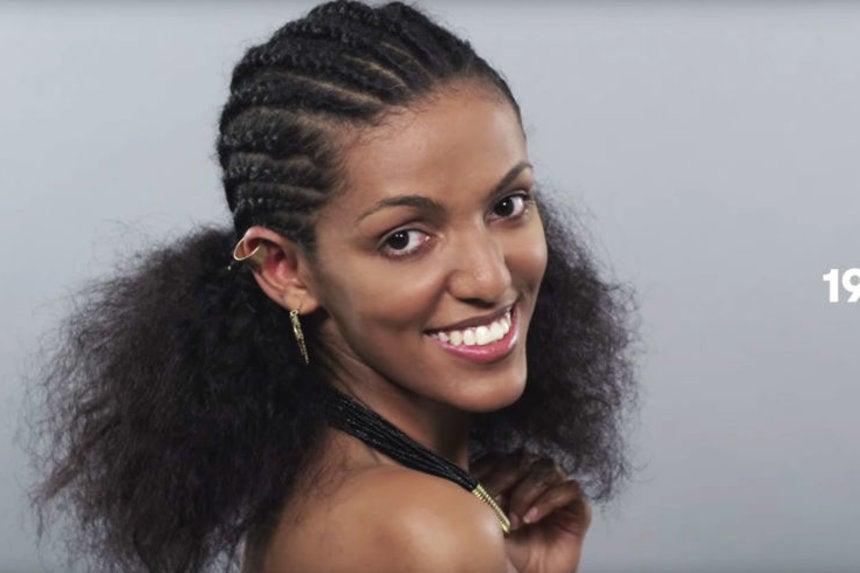 Explore 100 Years Of Ethiopian Hairstyles In 1 Minute - Essence-6747