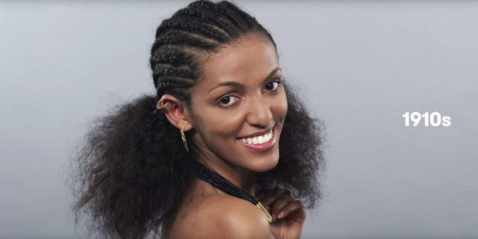 Explore 100 Years of Ethiopian Hairstyles in 1 Minute