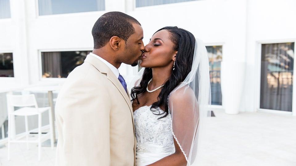 Bridal Bliss: Angel and Nate's Florida Wedding