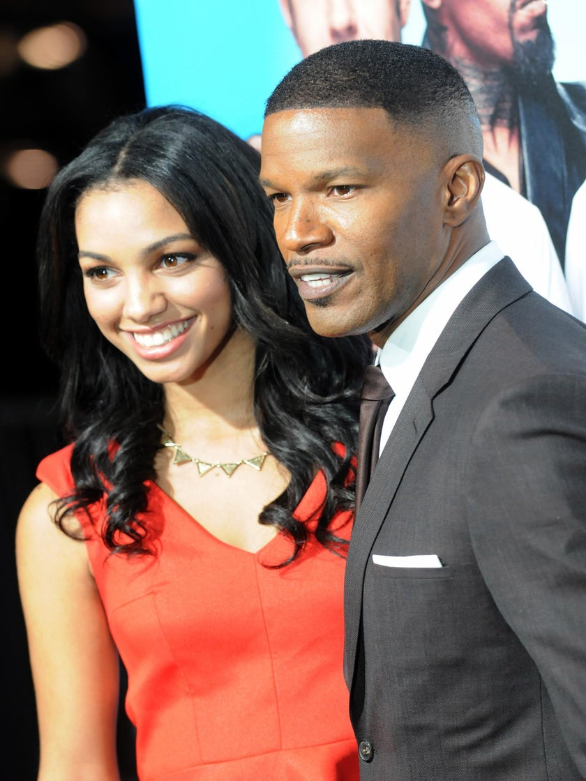 Jamie Foxx's Daughter Named Miss Golden Globe 2016