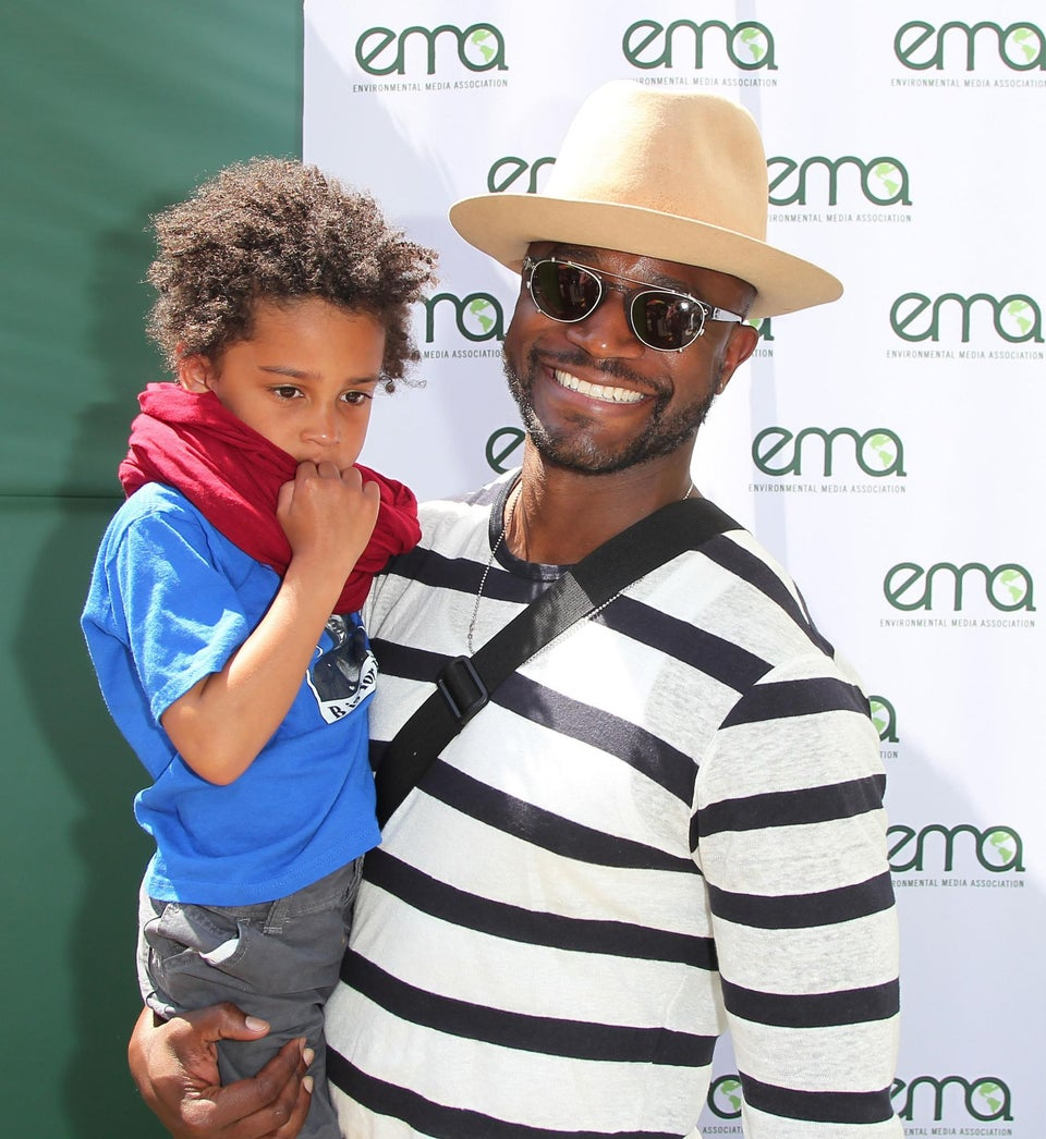 Does Taye Diggs Have a (Problematic) Point? Well, It's Complicated
