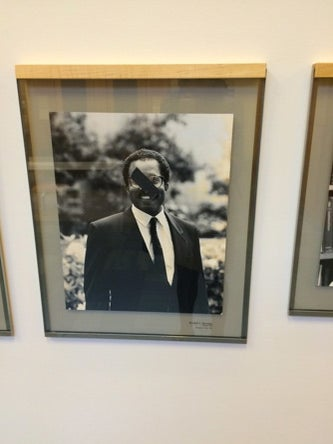 Portraits of Black Harvard Professors Vandalized Overnight