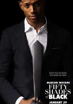 Must See: Marlon Wayans' Releases Trailer For 'Fifty Shades Of Grey' Parody Film