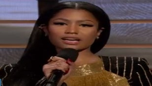 Watch Nicki Minaj Read Maya Angelou's 'Still I Rise'