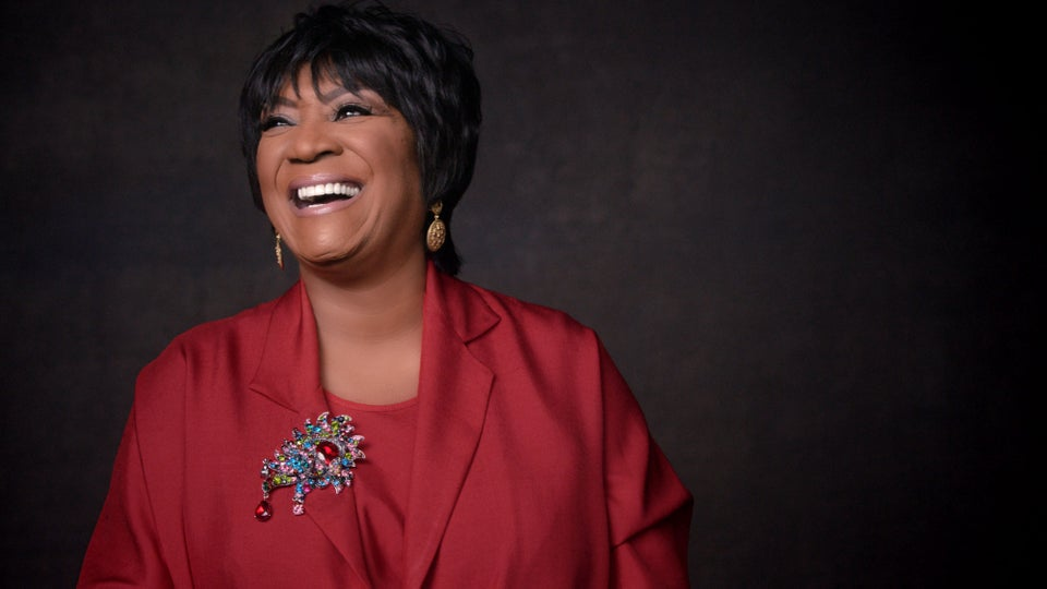 Patti Labelle Shares Life Lessons, and What She Really Thinks of #PattiPies