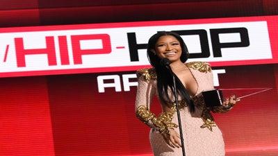 Nicki Minaj Takes Home Two American Music Awards