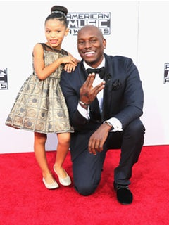 Tyrese Brought the Cutest Date to the AMAs
