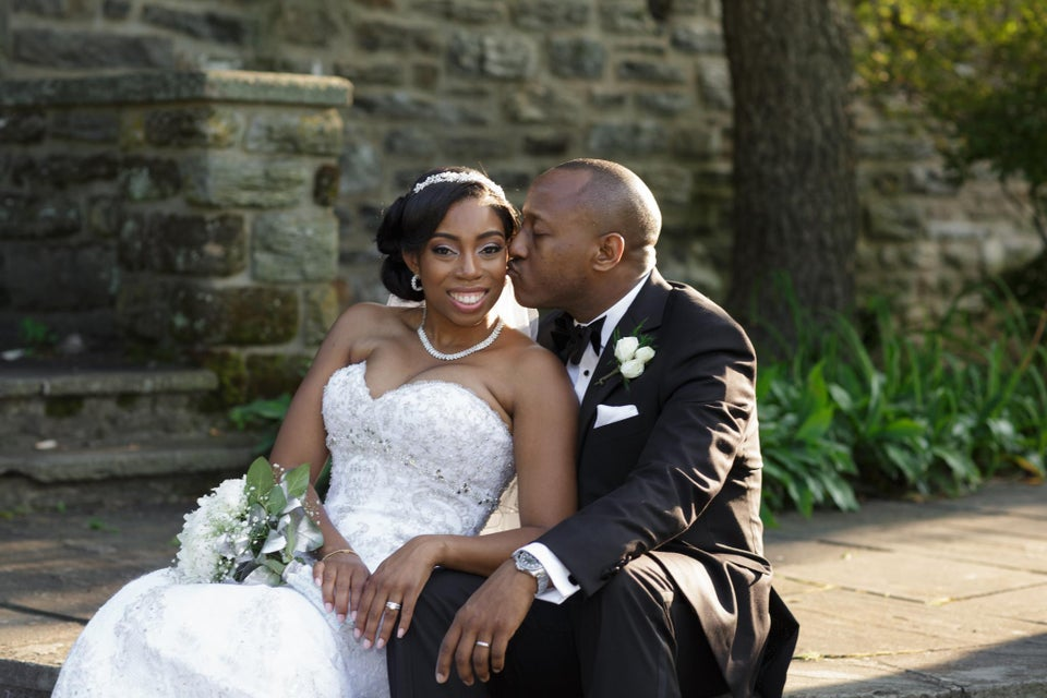 Bridal Bliss: Michelle and Kyrus' Pennsylvania Wedding