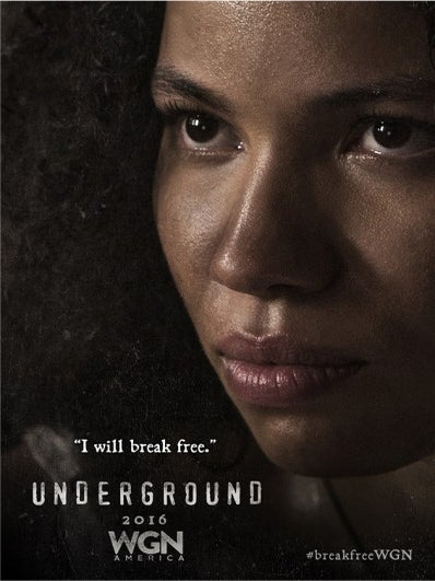 Teaser for 'Underground' TV Series About the Underground Railroad Will Leave You Wanting More