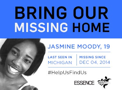 Bring Her Home for the Holidays: Jasmine Moody