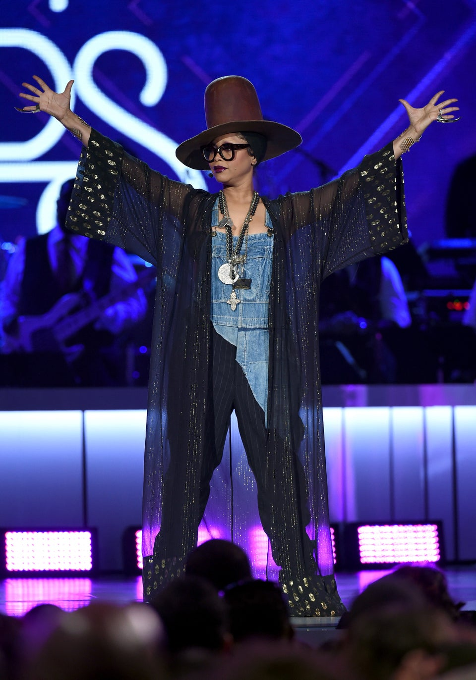 The Best Moments from the Soul Train Awards