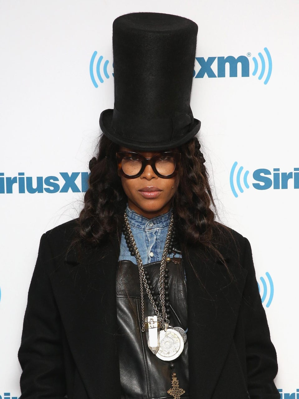 Just In Time For Holiday Chill: Erykah Badu's Mixtape Will Be Out This Friday