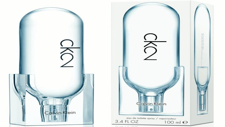 Calvin Klein Releases Gender-Free Fragrance