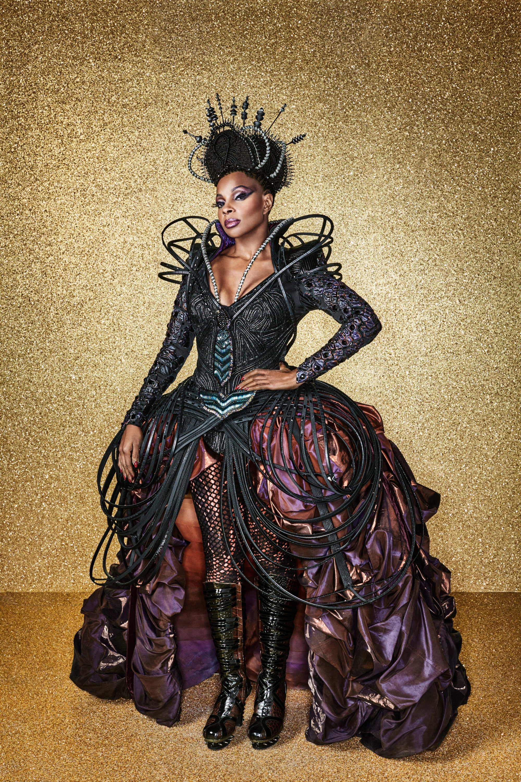 See All the Costumes from 'The Wiz Live!' Cast - Essence