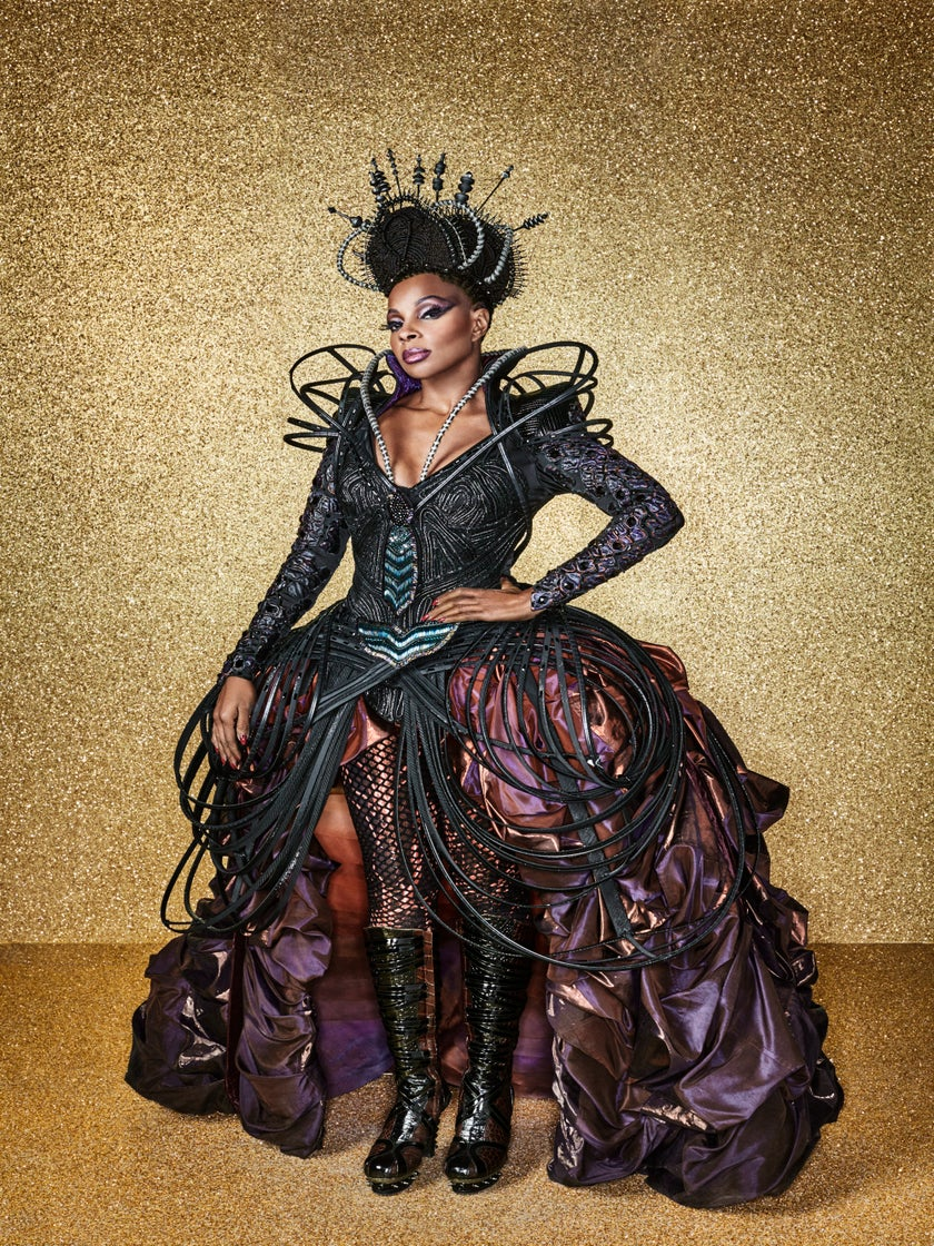 EXCLUSIVE: Mary J. Blige Releases Her 'Inner Witch' in 'The Wiz Live'