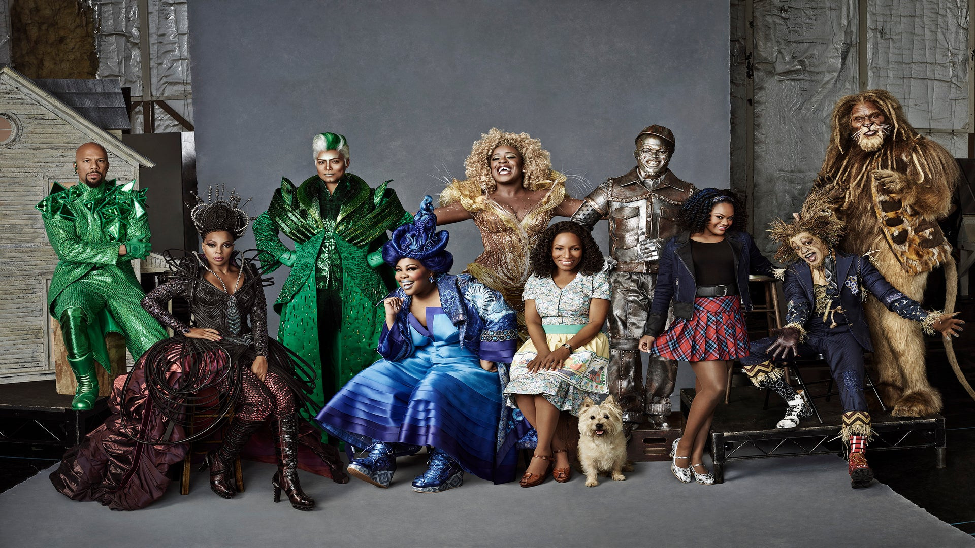 This SNL Parody of 'The Wiz Live' Will Make You LOL!