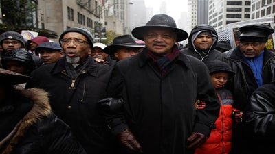Rev. Jesse Jackson Demands Resignation of Chicago Officials in Light of Laquan McDonald Video
