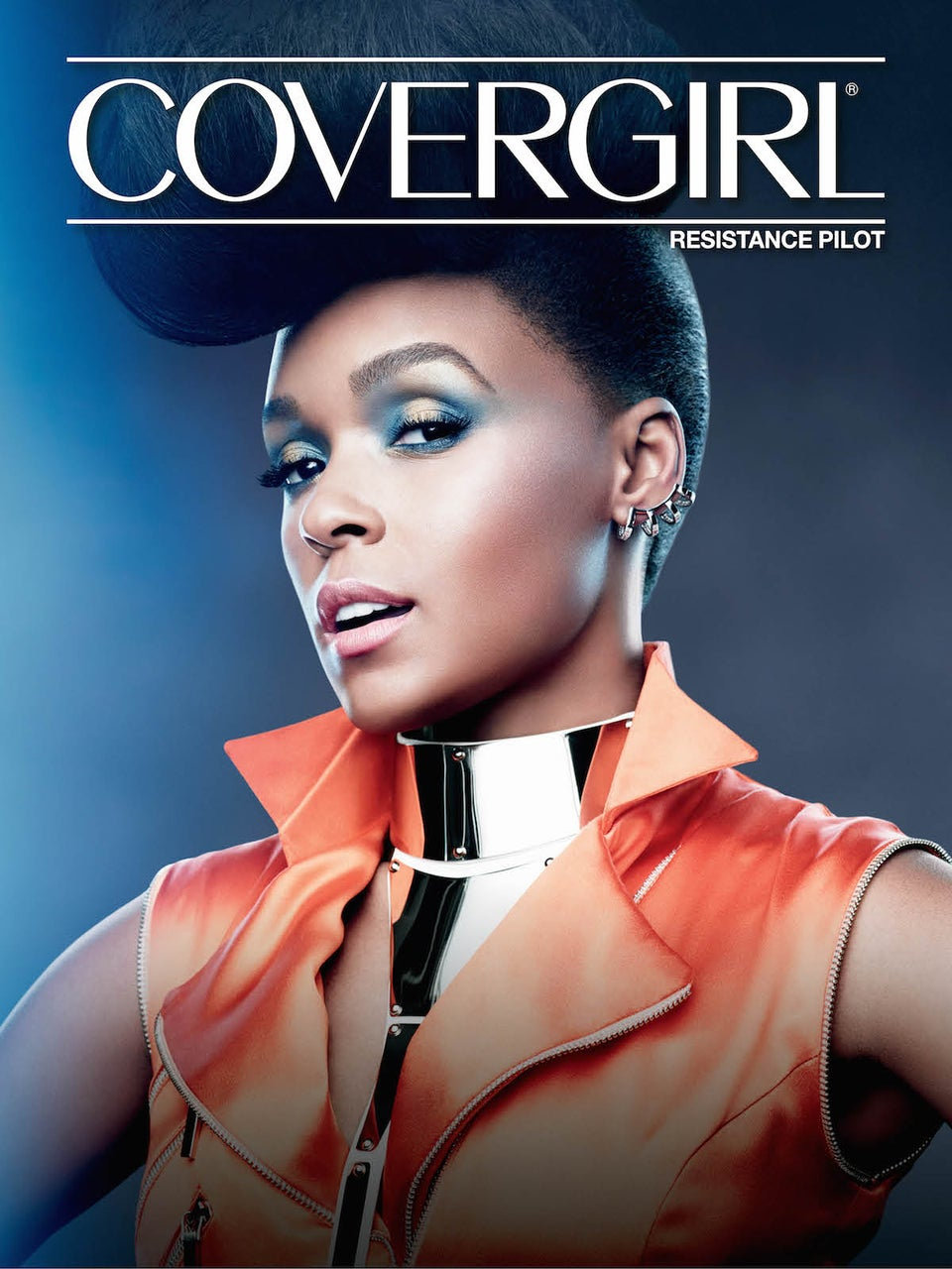 Exclusive: Go Backstage With Janelle Monáe for 'Star Wars' CoverGirl Ad Campaign