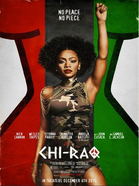 EXCLUSIVE: Listen to the Entire 'Chi-Raq' Soundtrack