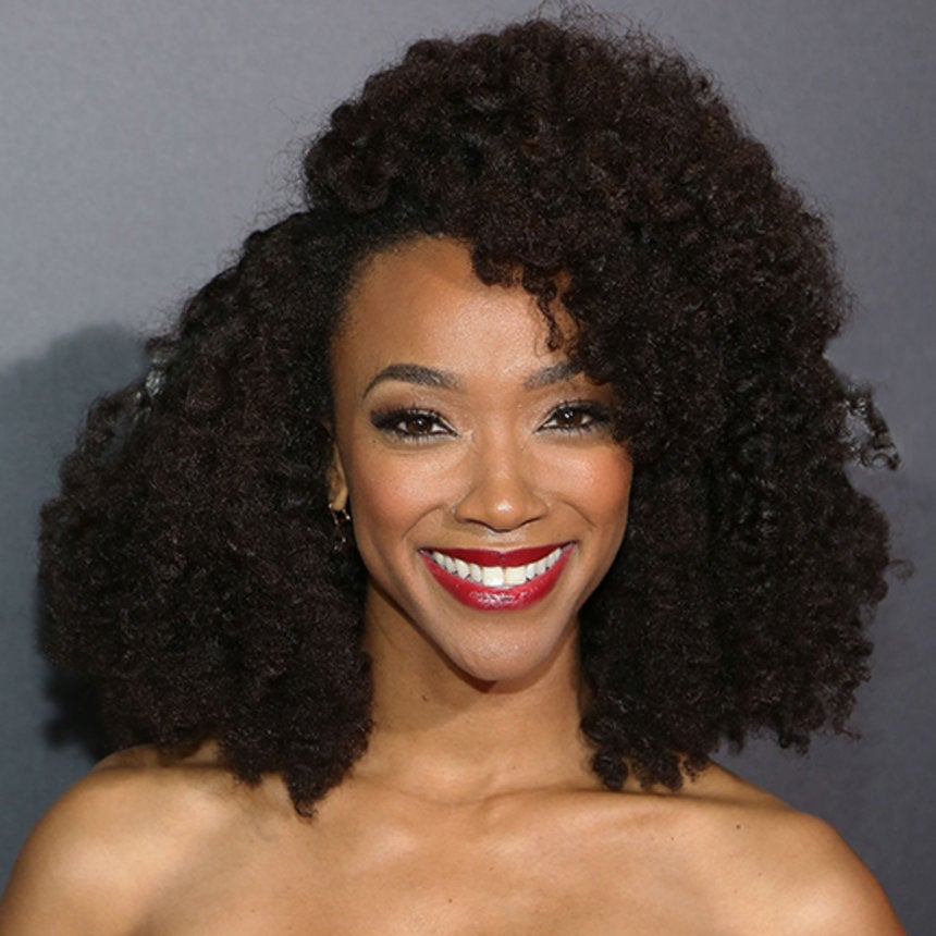 Sonequa Martin-Green 'Honored' To Be 'First Black Female Lead Of A Star Trek Show'