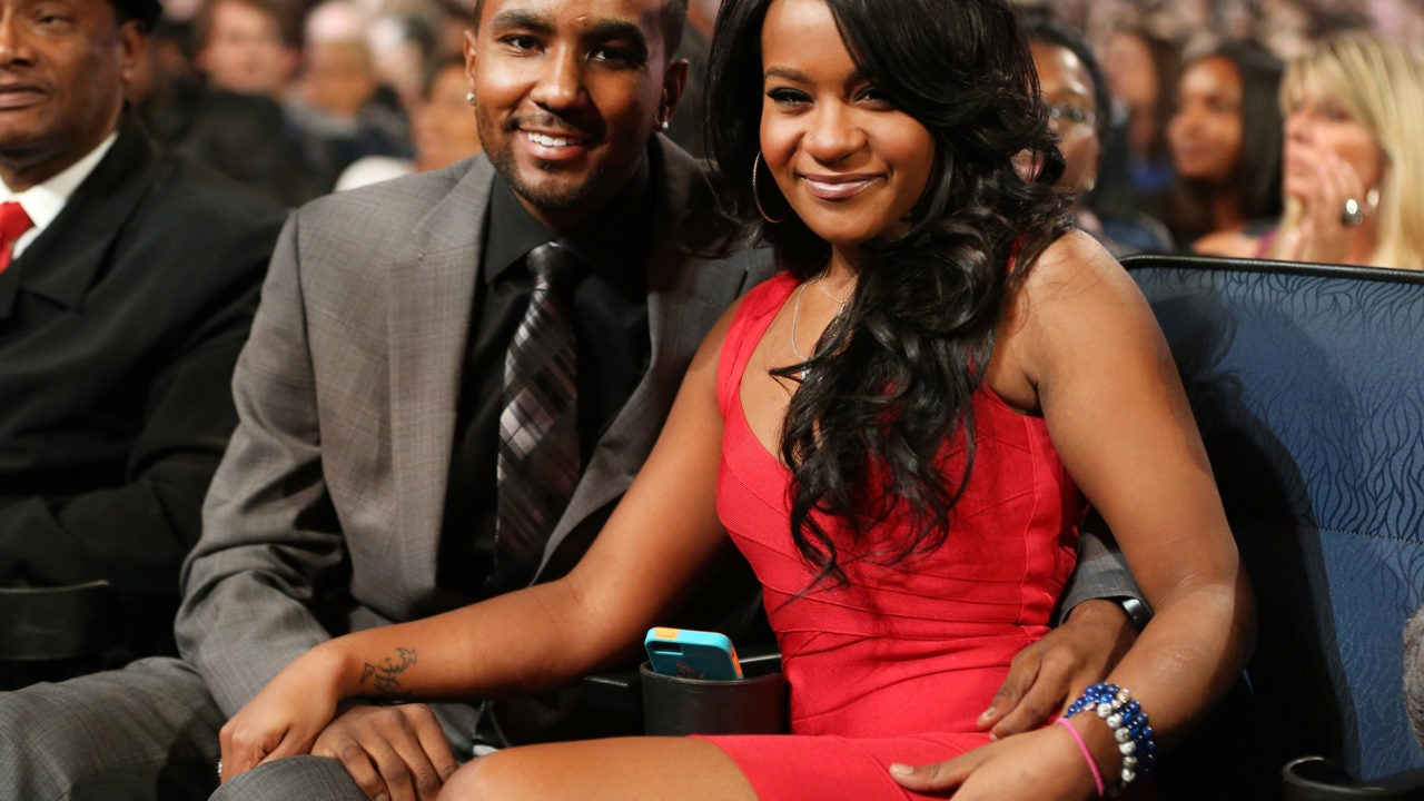Nick Gordon Sends Photoshopped Christmas Card of Bobbi Kristina