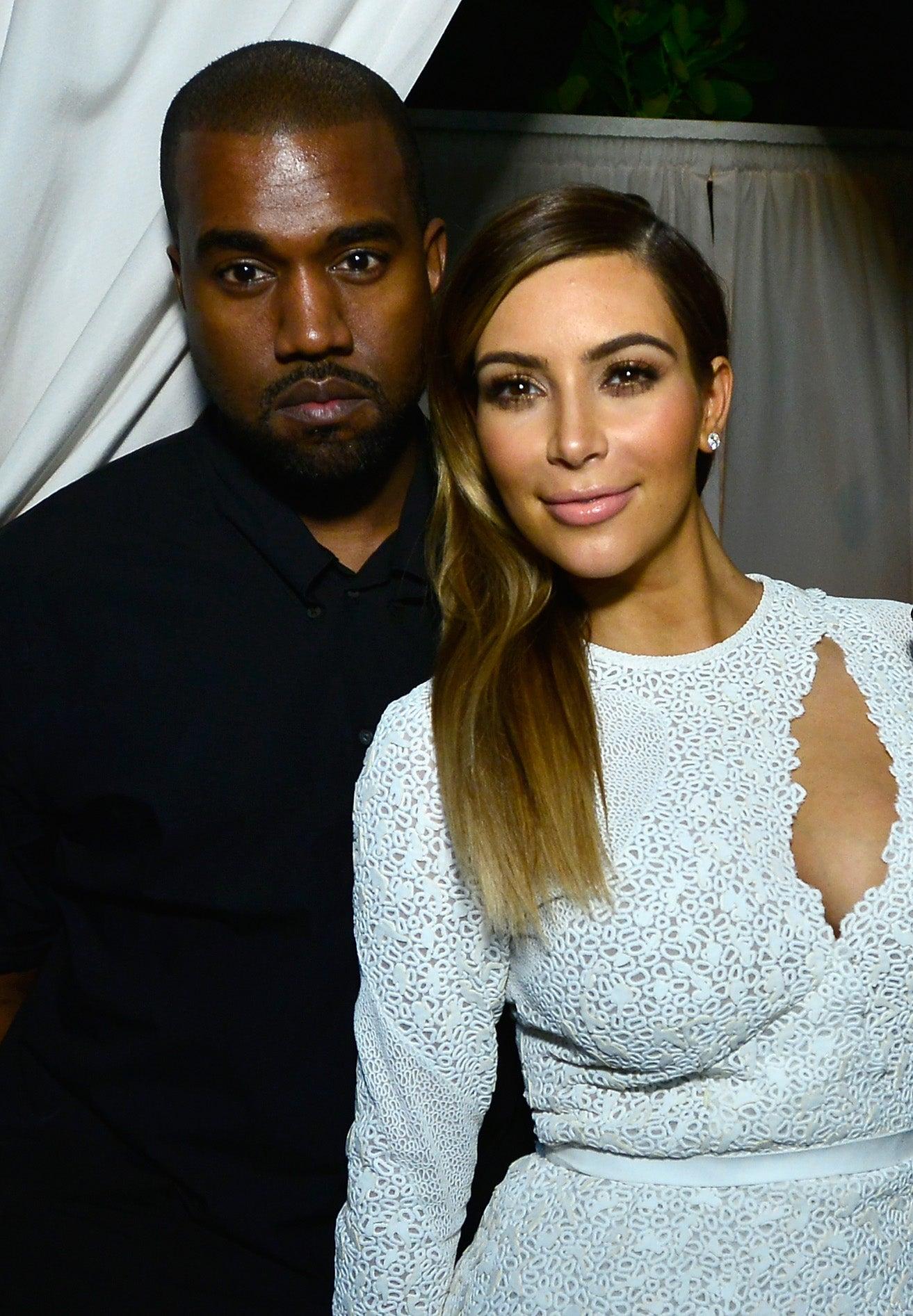 The Gender Of Kanye West And Kim Kardashian's Third Baby Revealed