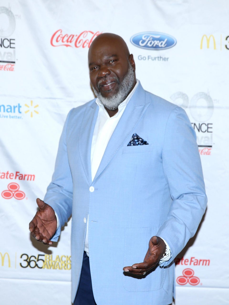 Bishop T.D. Jakes Defends Wearing Ripped Jeans in Church