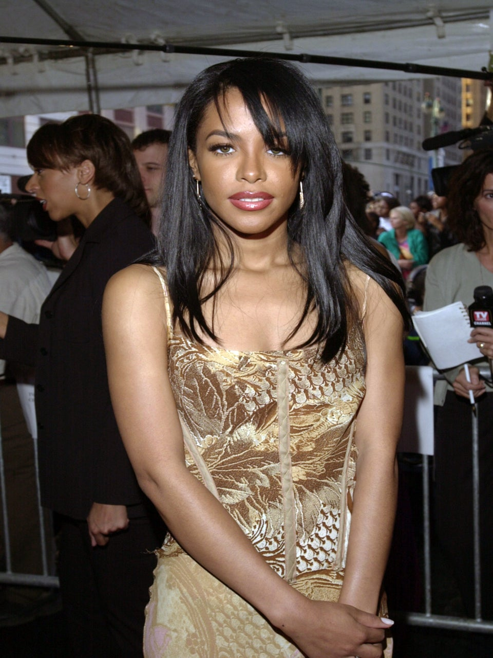 Timbaland Releases Unheard Aaliyah Song, 'Shakin'