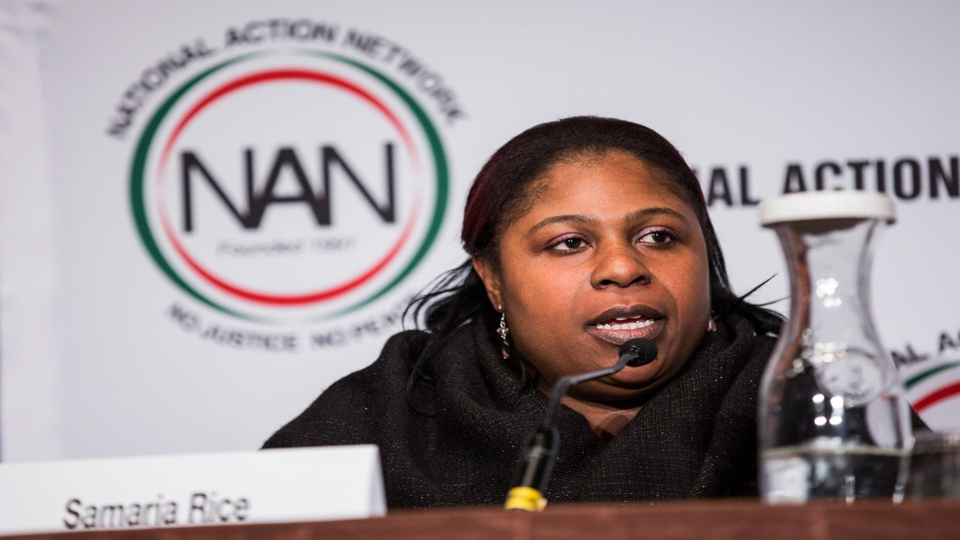 Tamir Rice's Mother 'Saddened and Devastated' by Grand Jury Decision