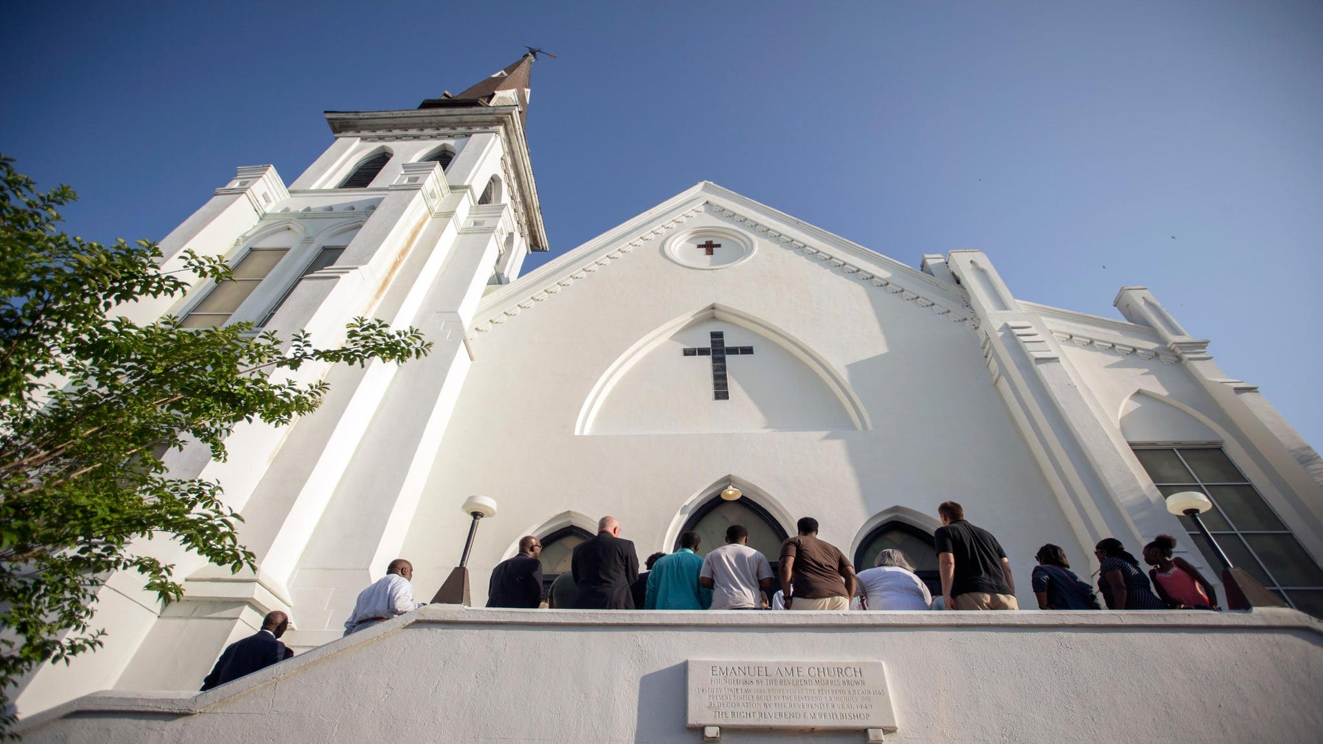 Seven Months After Shooting, Charleston's Emanuel AME Church Appoints New Pastor
