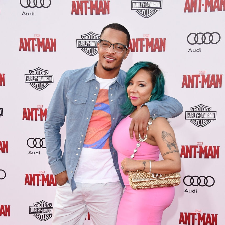 T.I. and Tiny Expecting Another Baby