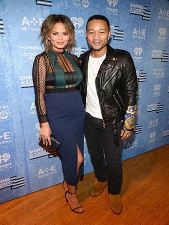 Chrissy Teigen and John Legend Reveal the Sex of their Baby!